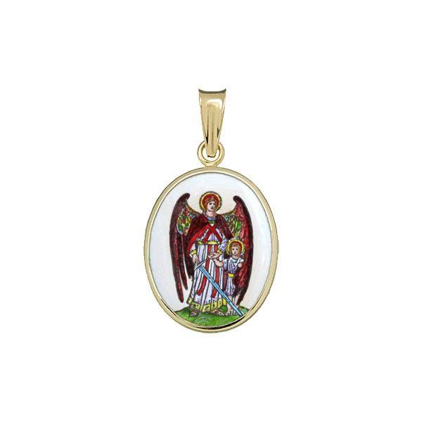 106H Archangel Raphael Medal