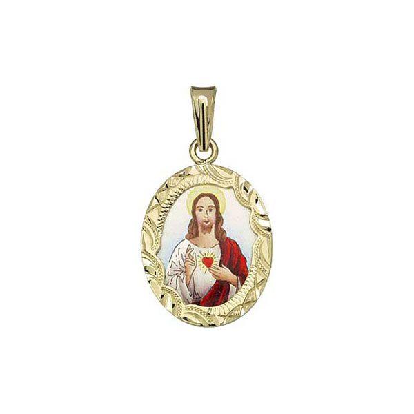 145R Sacred Heart of Jesus Medal