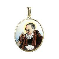 342H Padre Pio Medal