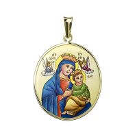Our Lady of Perpetual Help Medal