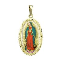 533R Our Lady of Guadalupe Medallion