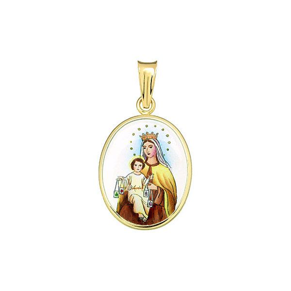 146H Our Lady of Carmel Medal