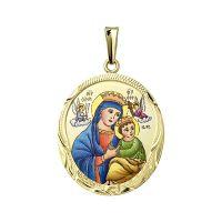Unsere Liebe Jungfrau Maria Hilf Anhänger