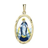 572R Our Lady of the Miraculous Medal