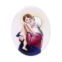 Halbfabrikat 260 Heilige Jungfrau und das Kind