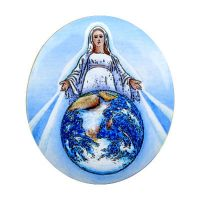 Halbfabrikat 309 die Göttliche Mutter des Universums