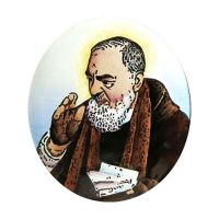 Halbfabrikat 342 Pater Pio