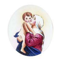 Halbfabrikat 367 Heilige Jungfrau und das Kind