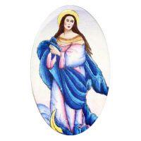 Halbfabrikat 588 Unbefleckte Empfängnis der Jungfrau Maria