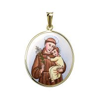 Heiliger Antonius von Padua Anhänger