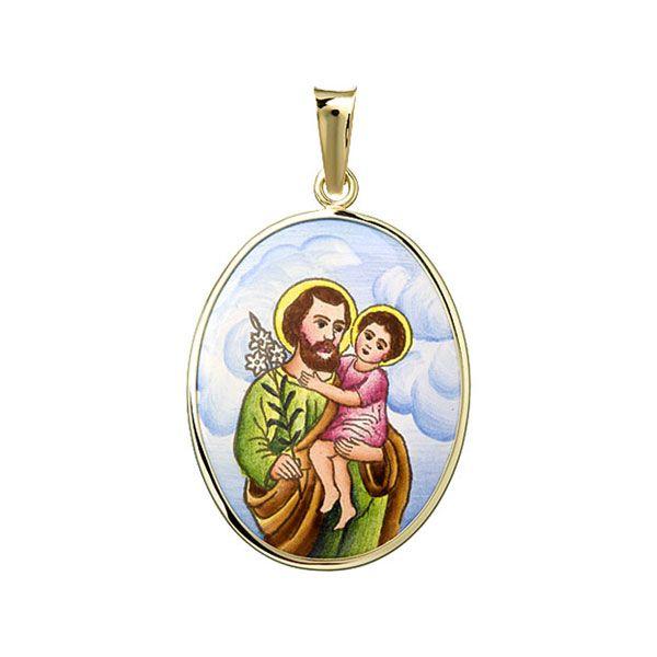 229H Saint Joseph Medal
