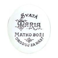 Czech inscription