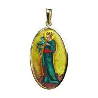 Anhänger der Hl. Margareta von Antiochia
