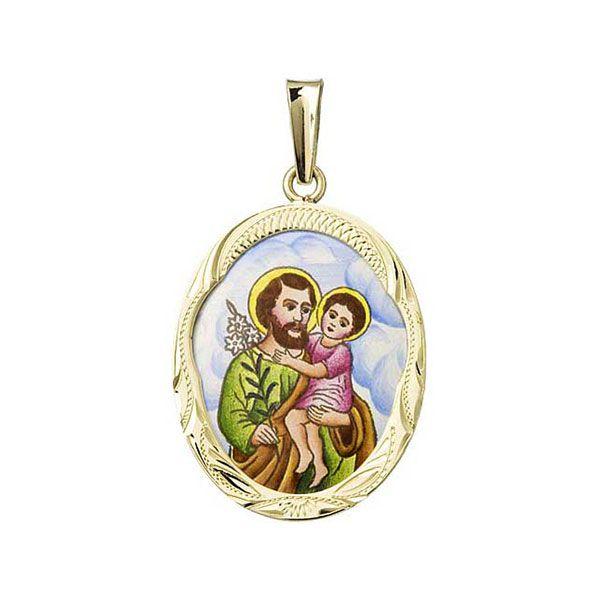 229R Saint Joseph Medal