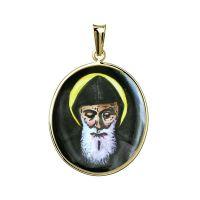 373H St. Charbel medal