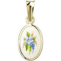 Blumenmotiv Miniatur