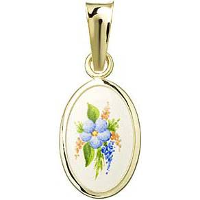 010bH Floral Motif